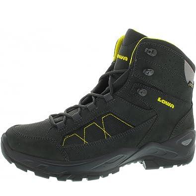 Lowa Toledo GTX Mid Wanderschuh grau: : Schuhe
