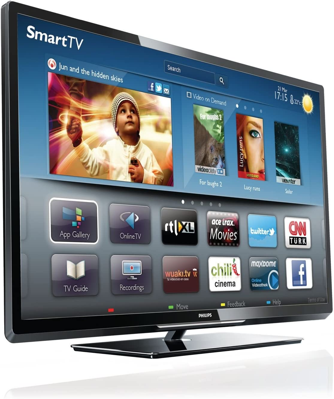 Philips 42PFL4007H/12 - Televisor LED Full HD 42 pulgadas: Amazon.es: Electrónica