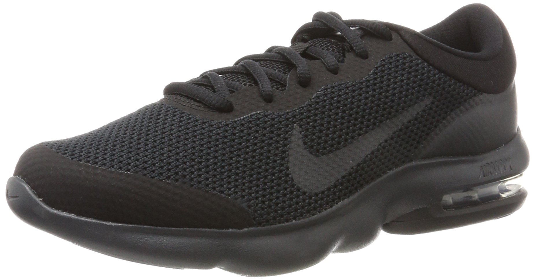 huge discount fbadc 77529 Galleon - Nike Mens AIR MAX Advantage Black Anthracite Size 8.5