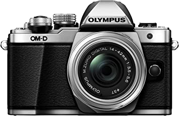 Olympus E-M10 Mark II Digital - Cámara de fotos con Kit de lentes M ...