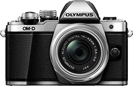 Olympus E-M10 Mark II Digital - Cámara de fotos con Kit de lentes ...