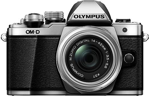 22 opinioni per Olympus E-M10 Mark II Kit con Obiettivo M.Zuiko Digital 14‑42 mm 1:3.5‑5.6 II R,