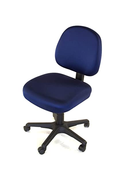 Office Chair Seat Cover Blue