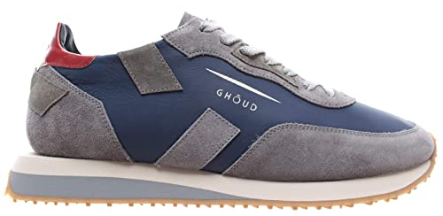 GHOUD Venice Herren Schuhe Sneakers Rush Low Leder Wildleder