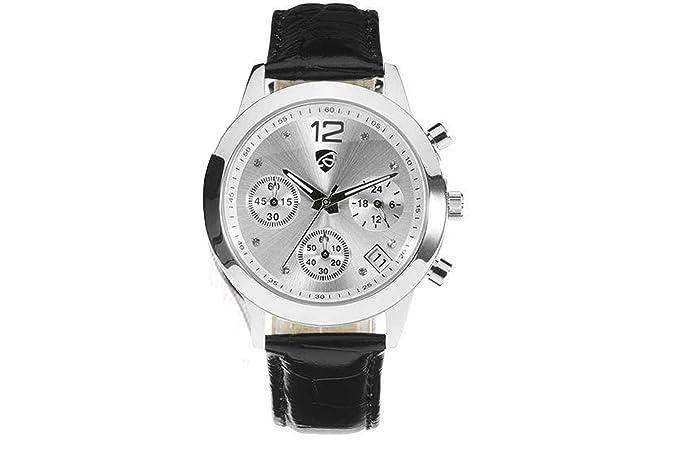 Reloj de pulsera para mujer auriol/cronógrafo - Diseño Elegante - Cuerpo de acero inoxidable