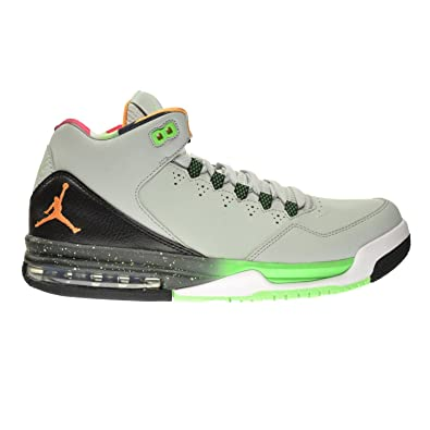 release date: 562aa 14615 Jordan Flight Origin 2 quot Hare Men s Shoes Grey Mist Bright  Mandarin-Black-