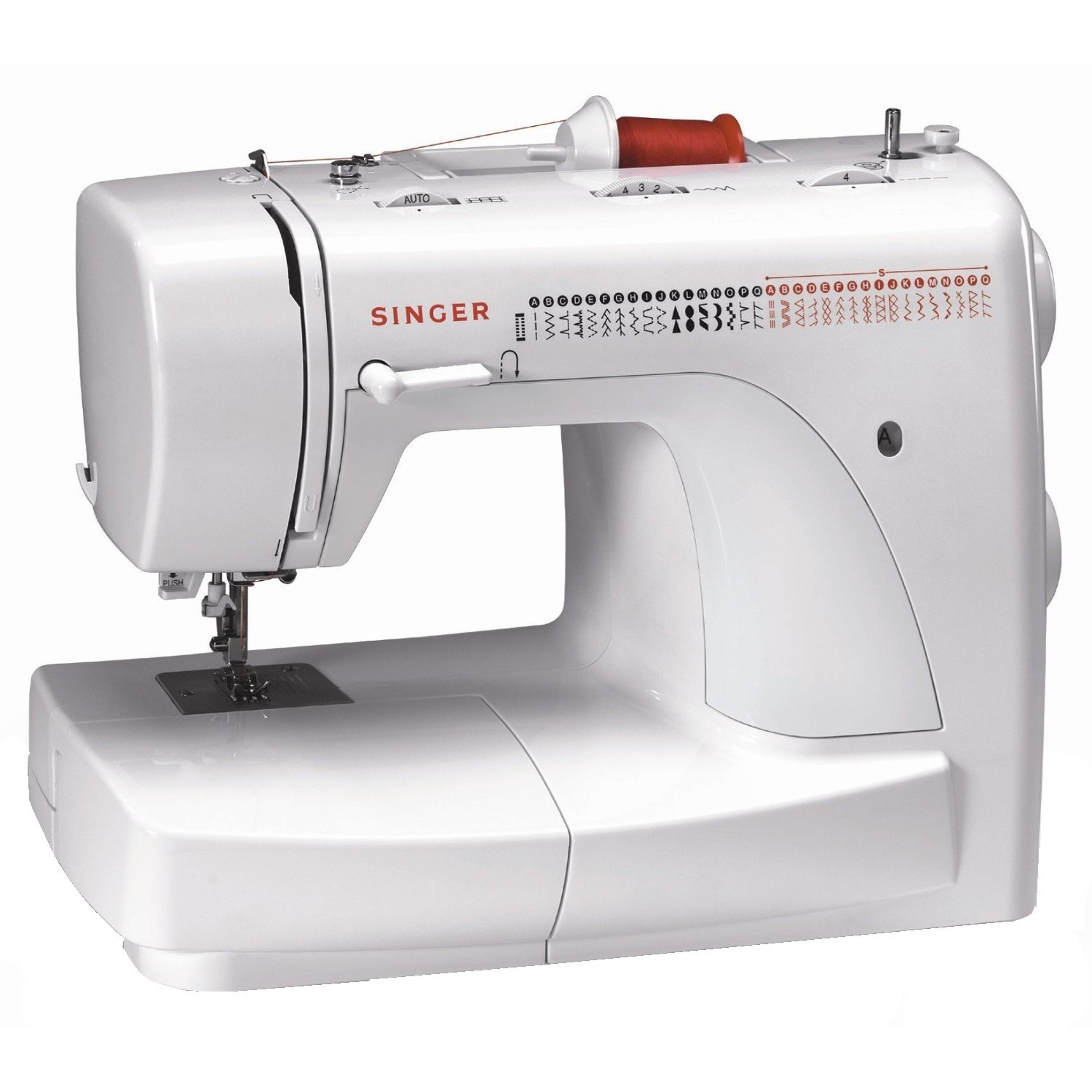 Amazoncom Singer 2932 Sewing Machine Printable Threading Guide Easy Crafts