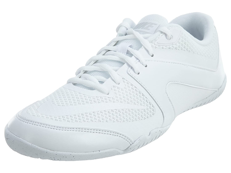 Nike Women's Cheer Scorpion Cross Training Shoes B01LPSR4RC 9.5 B(M) US|White/White/Pure Platinum