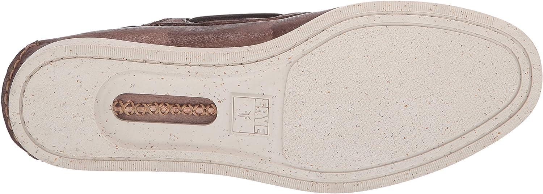 FRYE Mens Briggs Boat Shoe