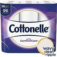 Deals on 36 Family+ Rolls Cottonelle Ultra ComfortCare Toilet Paper