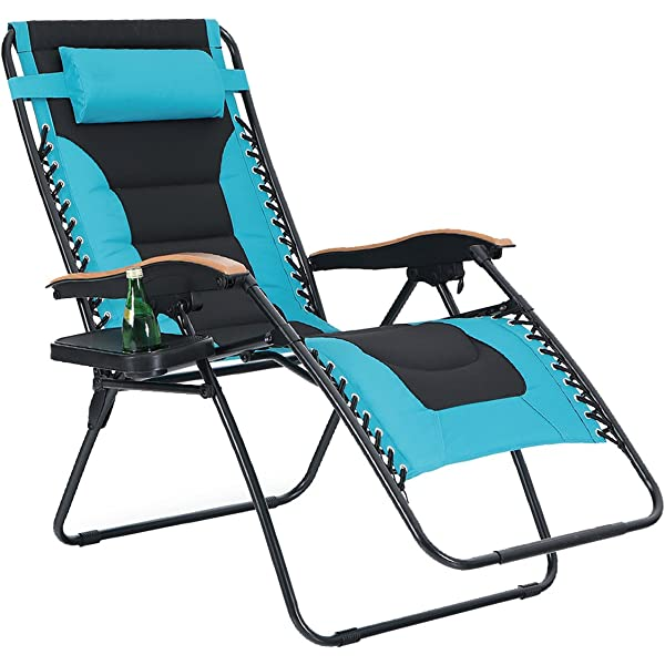 Admirable Amazon Com Keten Zero Gravity Chair Tray Upgraded Version Forskolin Free Trial Chair Design Images Forskolin Free Trialorg
