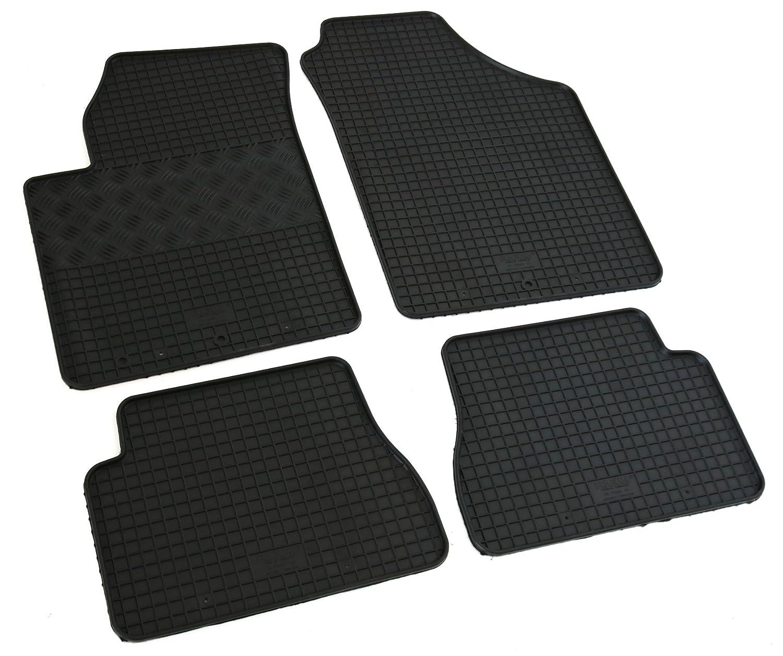 Pie de goma, Juego de alfombrillas para diversos, pie de goma alfombras alfombrillas de goma AD Tuning GmbH & Co. KG
