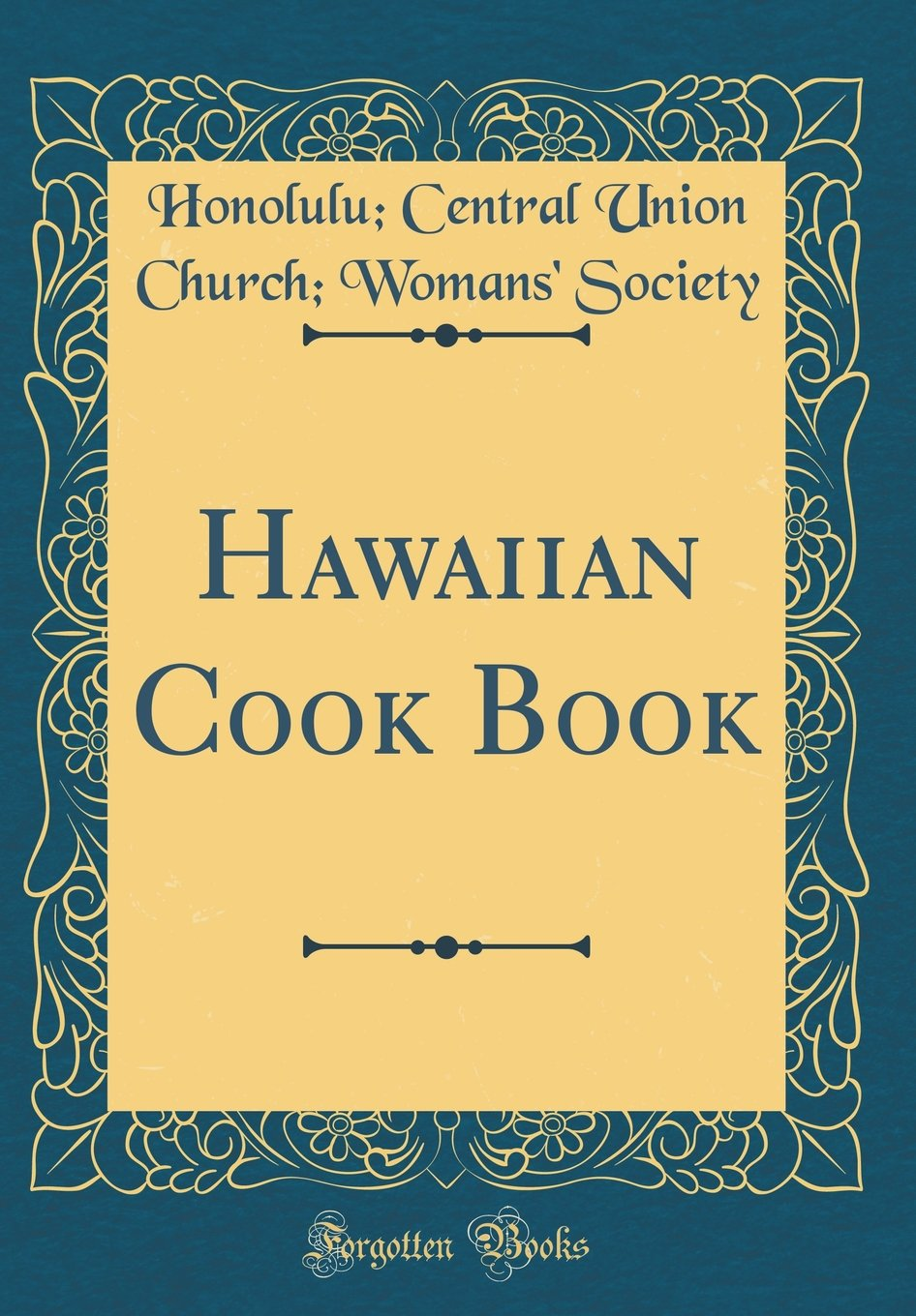 Download Hawaiian Cook Book (Classic Reprint) pdf epub