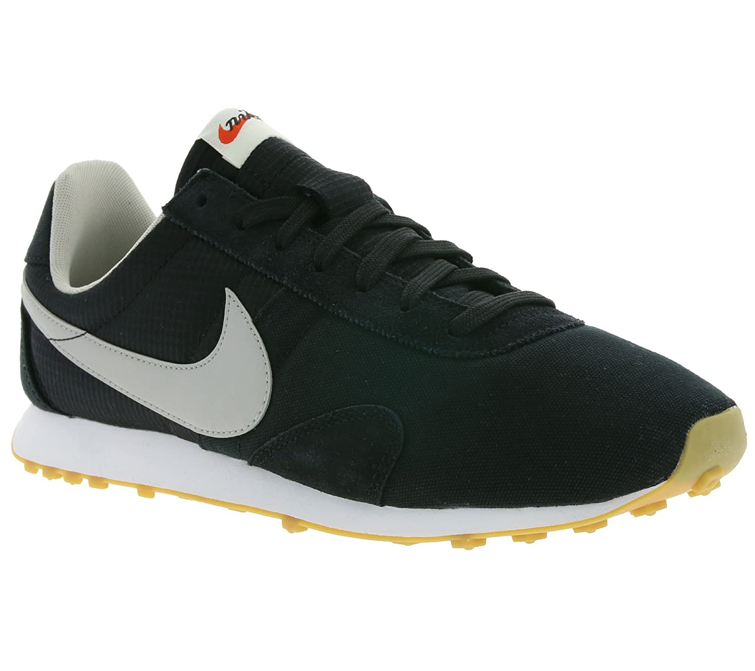 newest 6bab4 5b832 NIKE W Pre Montreal Racer Vintage Women s Sneaker Black 828436 007,  Size 40.5  Amazon.co.uk  Shoes   Bags