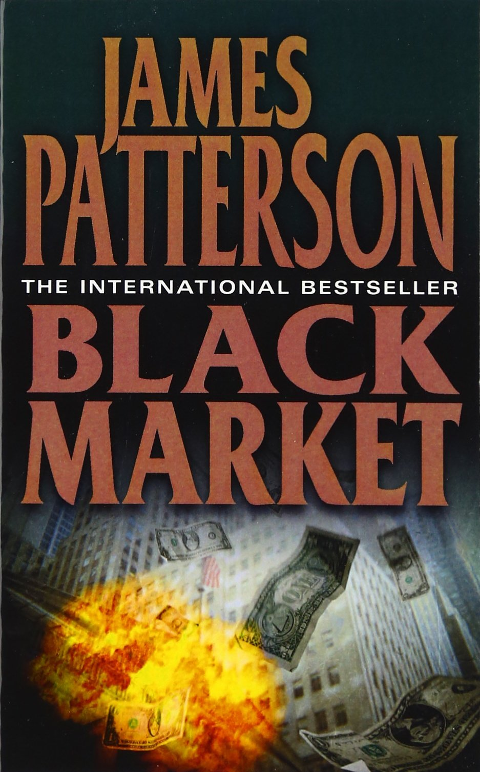 Black Market James Patterson