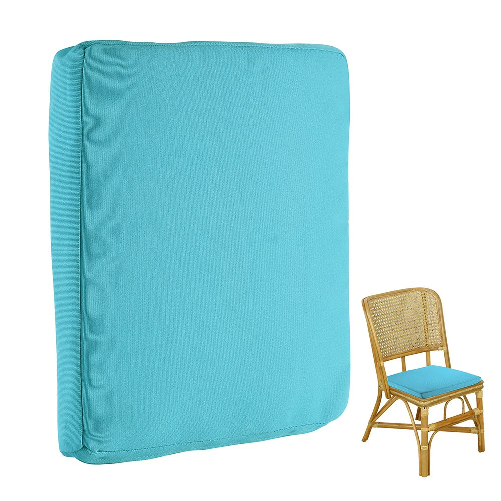 Peiosendor Waterproof Removable Cover Outdoor Chair Cushions Patio