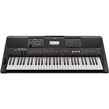 yamaha psr e463 61 key portable keyboard. Black Bedroom Furniture Sets. Home Design Ideas