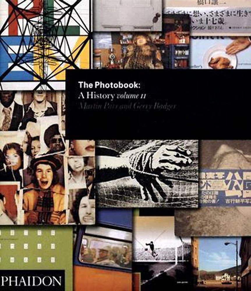 The photobook. A history. Ediz. illustrata: 2 (Inglese) Copertina rigida – 1 gen 2006 Martin Parr Gerry Badger Phaidon 0714844330