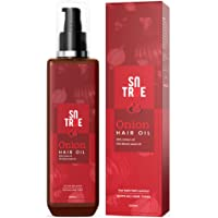 Sotrue Onion Hair Oil for Hair Growth with Black Seed Oil 200ml | Hair Fall Control | No Synthetic Color or Fragrance…