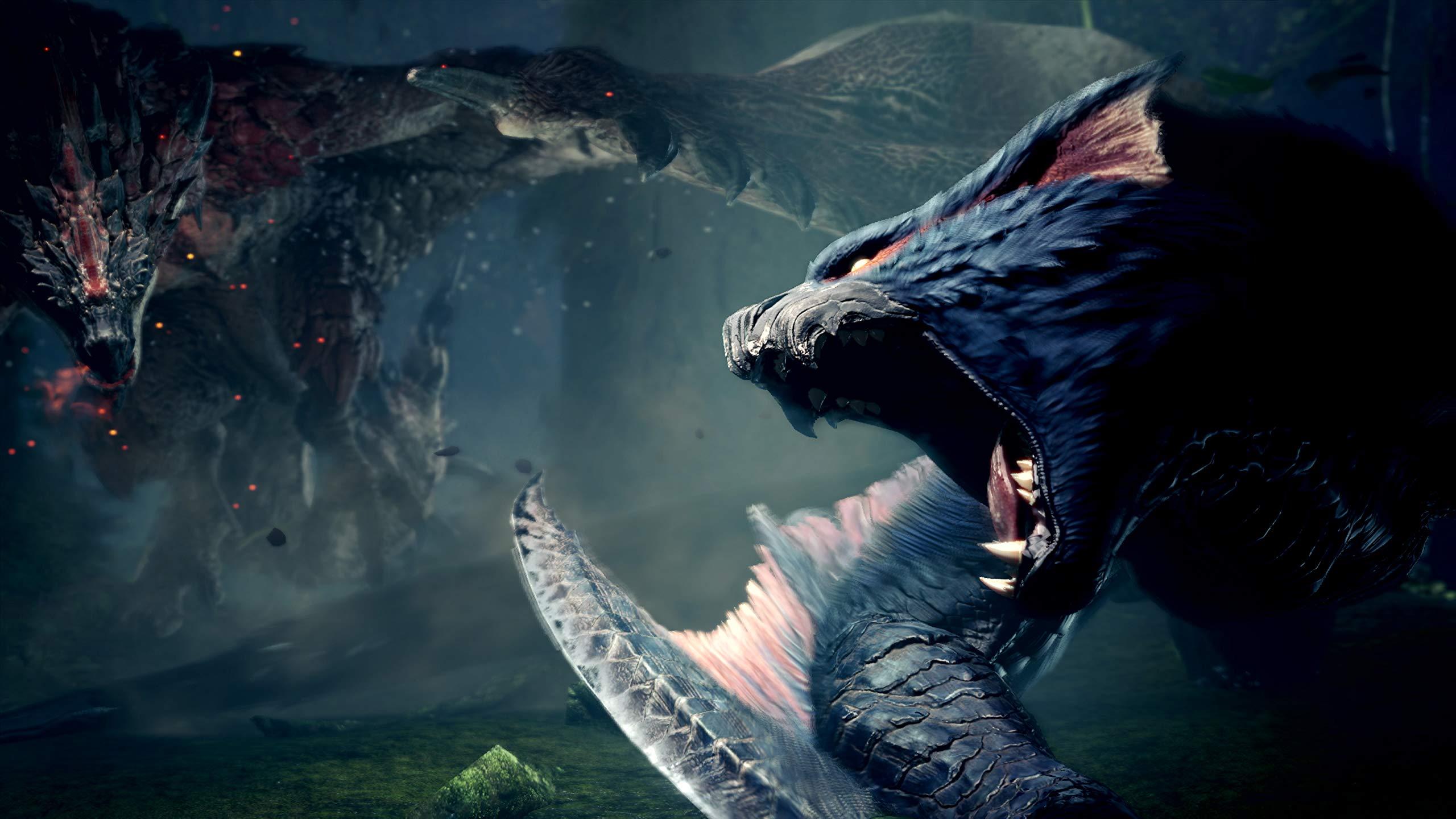 Amazon com: Monster Hunter World: Iceborne Master Edition