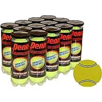 InPrimeTime Penn Championship Tennis Balls, Acer's Dozen: 13 Cans (39 Balls) Super Value Bundle with Exclusive Magnet