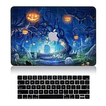 LUISHUI Laptop Carcasa Funda para Macbook Pro 15 Retina ...