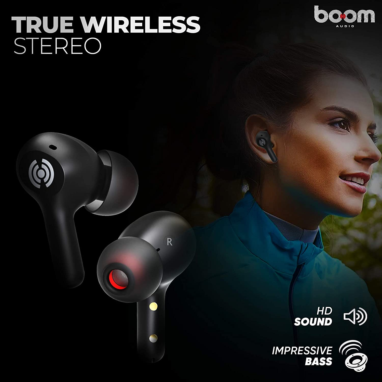 Boom Audio Boom Bling true wireless earbuds