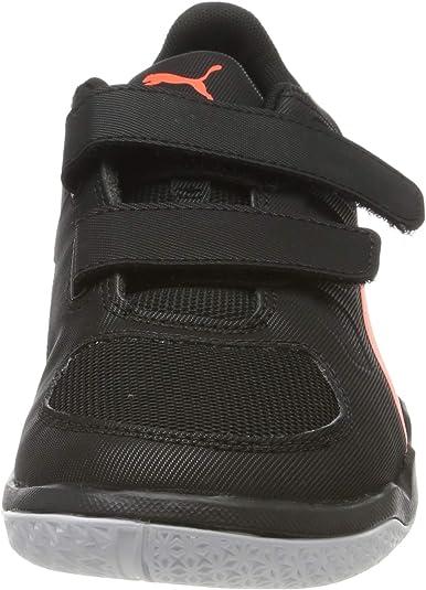 PUMA Auriz V Jr, Chaussure de Handball Mixte Enfant