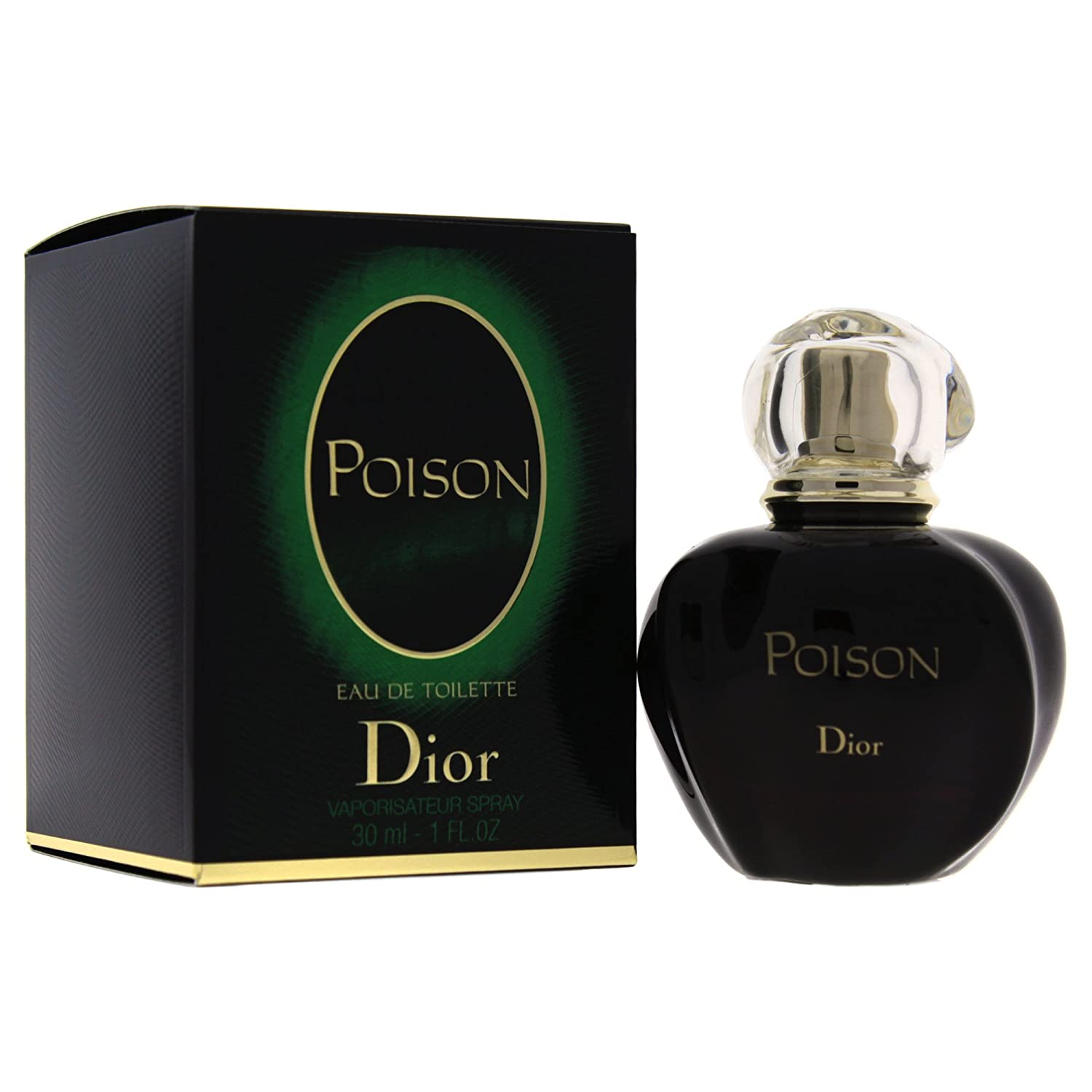 da86b1f231e Christian Dior Poison Eau de Toilette Vaporisateur Spray for Women 30 ml   Amazon.co.uk  Beauty