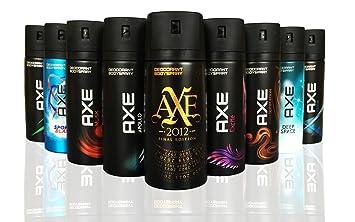 axe deodorant spray