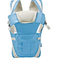 Smilecasters Adjustable Hands-Free 4-in-1 with Comfortable Head Support and Waist Belt (Light Blue)