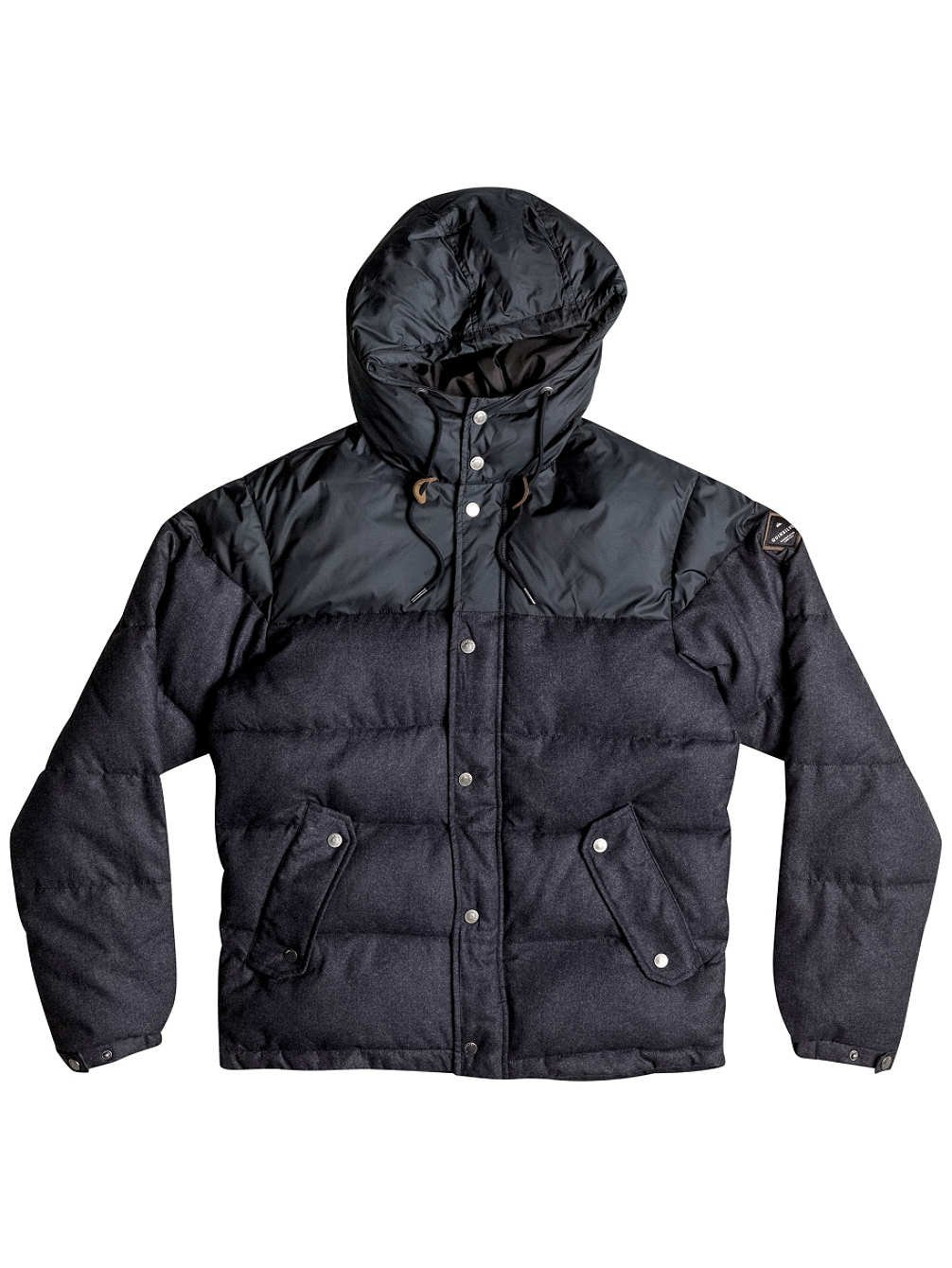 Quiksilver Men's Wool More Jackets