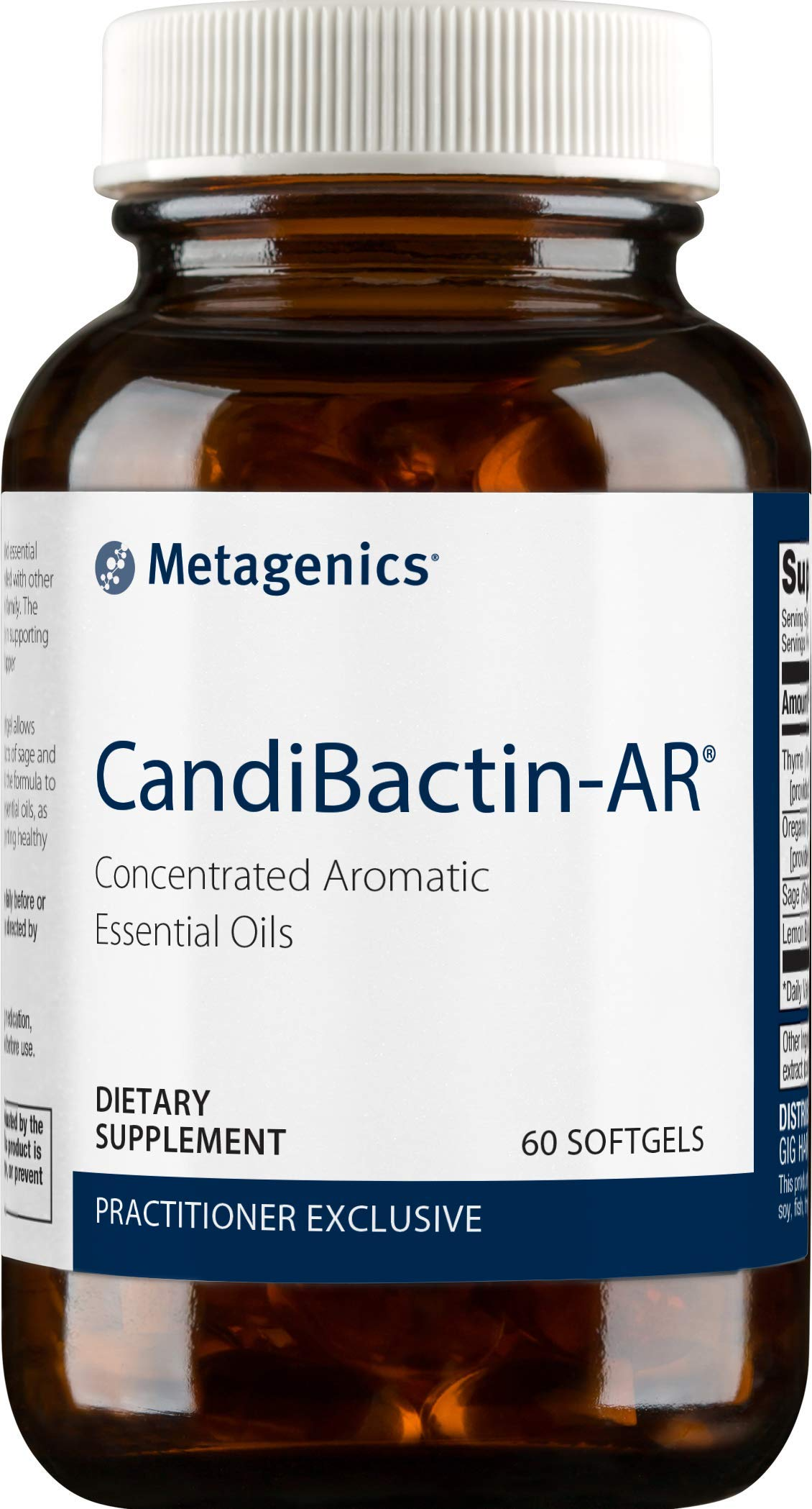Metagenics CandiBactin-AR 60SG by Metagenics