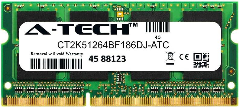 New 8GB DDR3 Desktop Memory Crucial Part CT102464BD186D