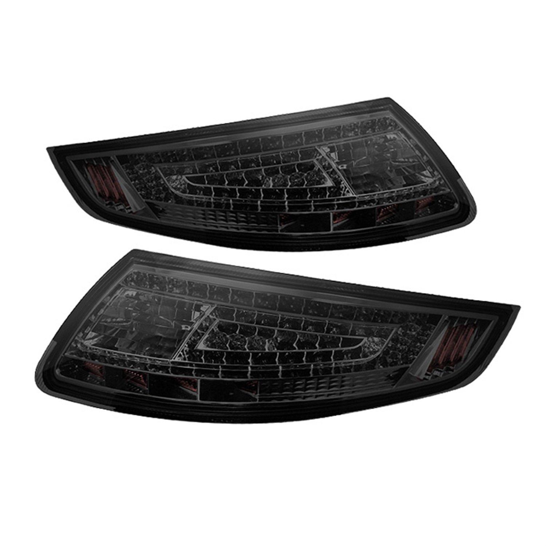 amazon com spyder auto alt on p99705 led rc porsche 997 red clear rh amazon com Mitsubishi Eclipse Wiring-Diagram Acura TL Wiring-Diagram