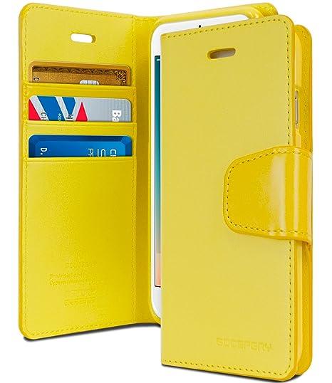cd01ca1257 iPhone 8 PLUS & iPhone 7 PLUS [Wallet Case] GOOSPERY Sonata Diary [Drop