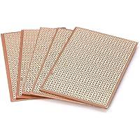 5pcs Universal Bakelite Circuit Board DIY Prototype PCB