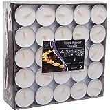 Tea Light Candle 100 pieces - White