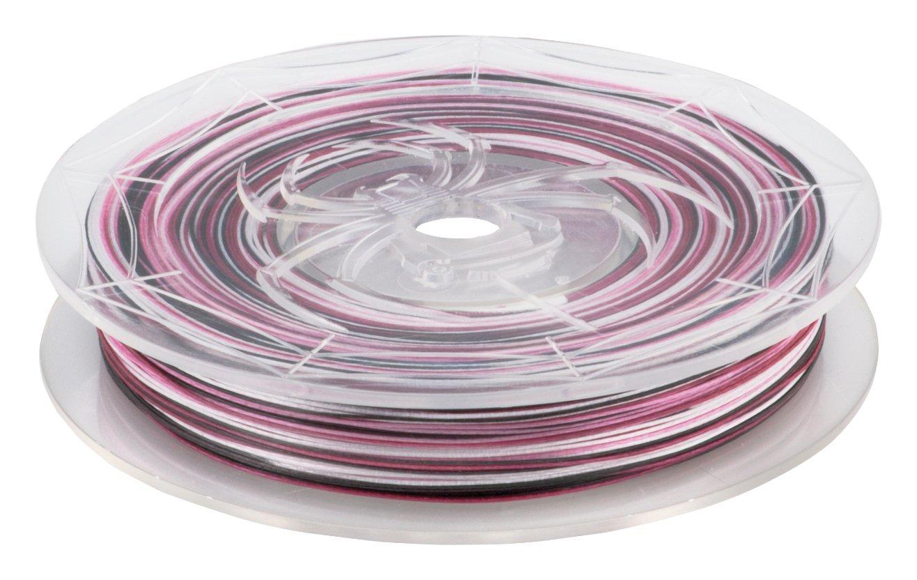 SpiderWire Spider Stealth Braid 65 lb Fishing Line 200 yds Pink Camo