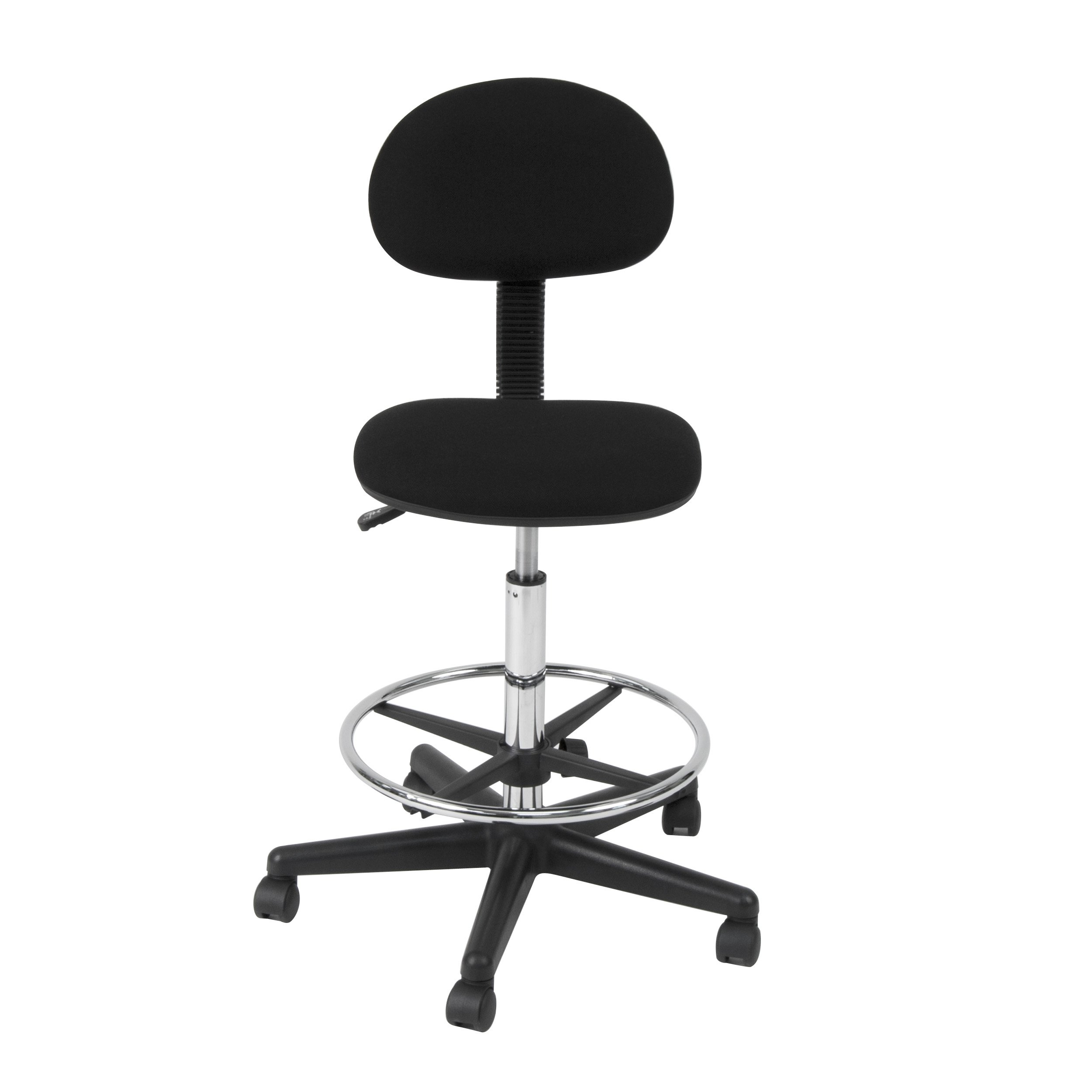 Studio Designs Drafting Chair, Black