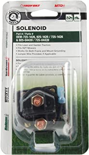 71UQpiZMWGL._AC_UL320_SR236320_ amazon com mtd 925 1426a solenoid 12 volt 100 amp lawn mower  at n-0.co