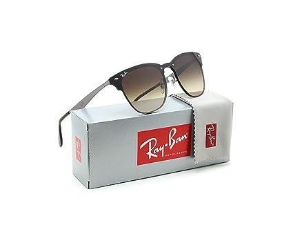 15ab16d634 Amazon.com  Ray-Ban RB3576N Blaze Clubmaster Unisex Gradient ...