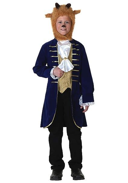 Amazon.com: Disfraz de Bestia de Disney para niños: Toys & Games