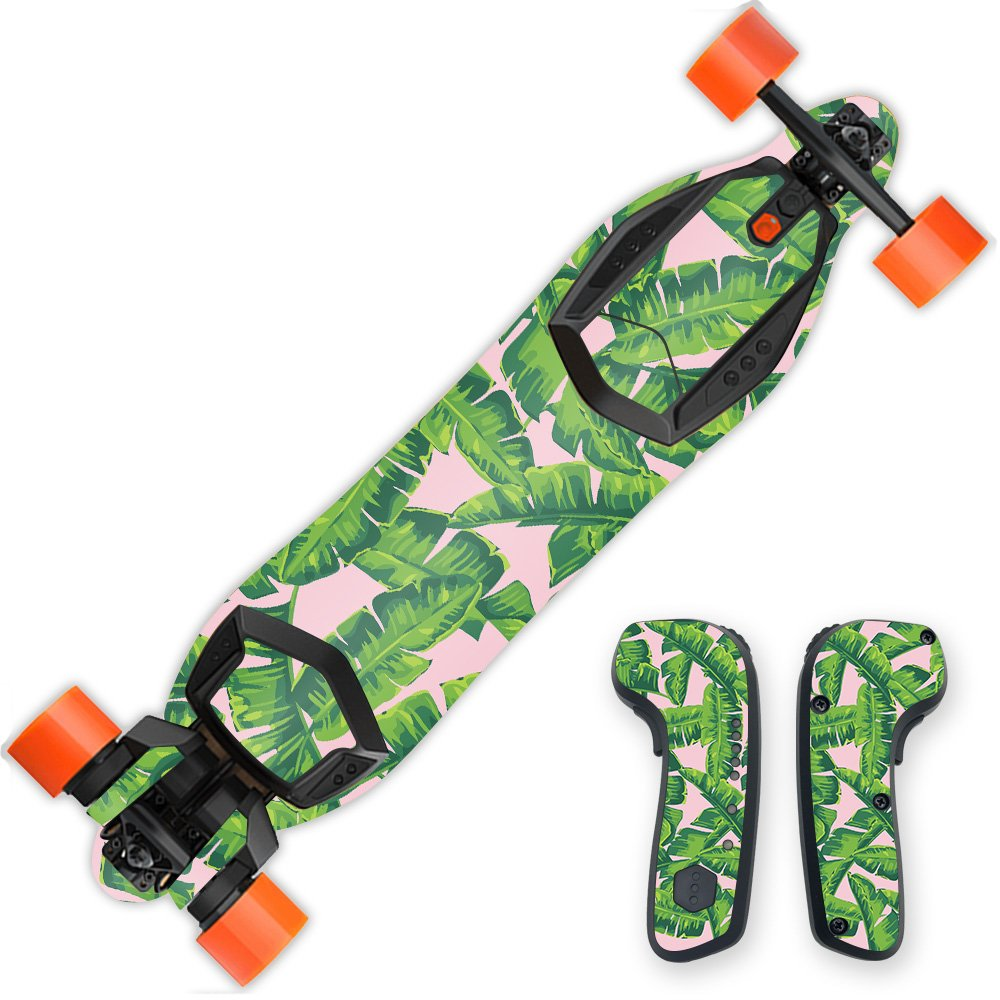 MightySkins Skin For Boosted Board 2nd generation - Jungle Glam | Protective, Durable, and Unique Vinyl Decal wrap cover | Easy To Apply, Remove, and Change Styles | Made in the USA