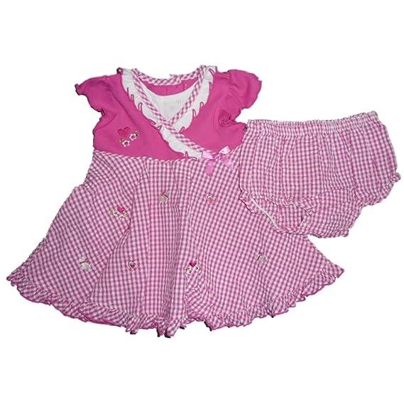 fb795426364f6 Youngland - Robe - Trapèze - Bébé (fille) 0 à 24 mois rose rose ...