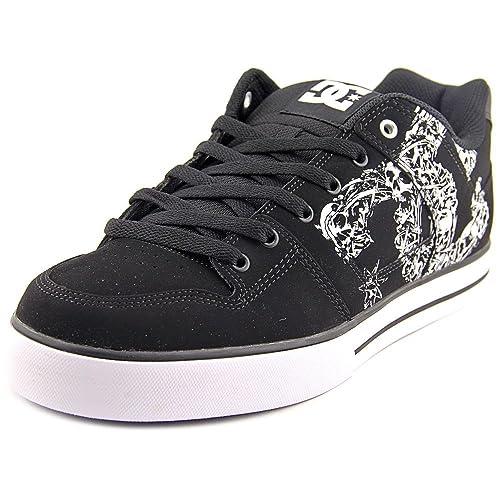 DC Pure SE Zapatillas de Skate para Hombre, Color Negro, Talla 45 EU: Amazon.es: Zapatos y complementos