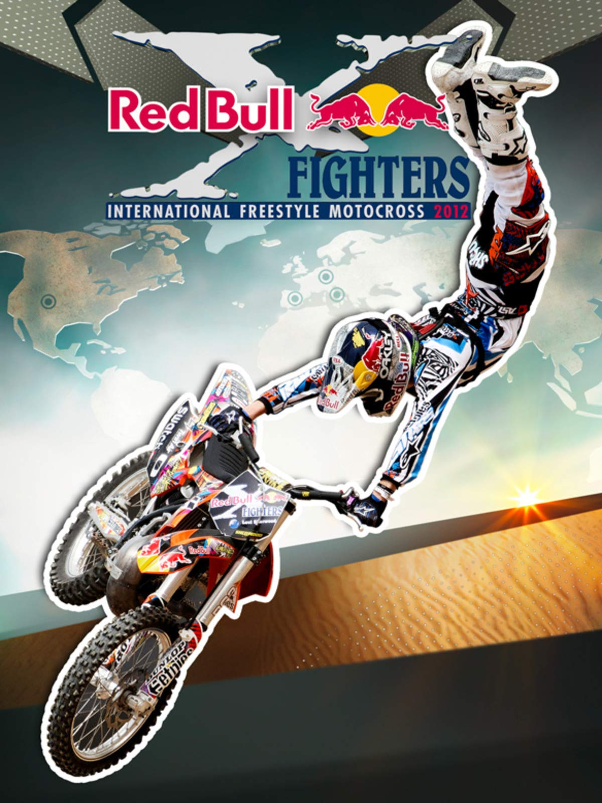 Red Bull X Fighters 2012