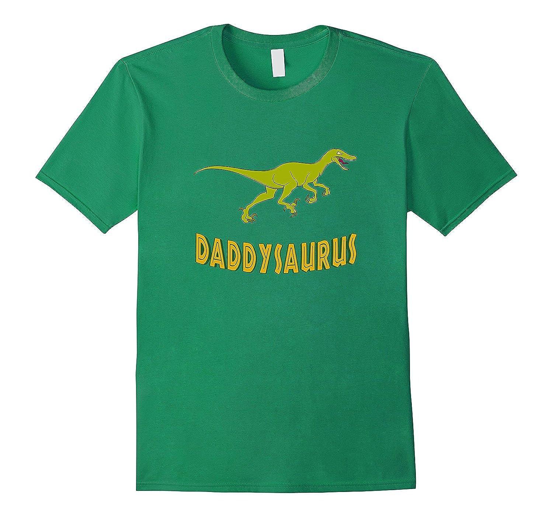 fuxinwang Daddysaurus Funny Men T-Shirt Great Gifts Idea For Father