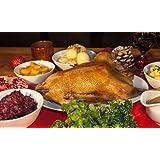 Gänsebraten fertig gebraten für 4 Personen! Gans bestellen ohne Stress: Gans küchenfertig bestellen und zuhause Gans essen, ohne die Gans braten zu müssen. Jetzt Gans Weihnachten für 4 bestellen!