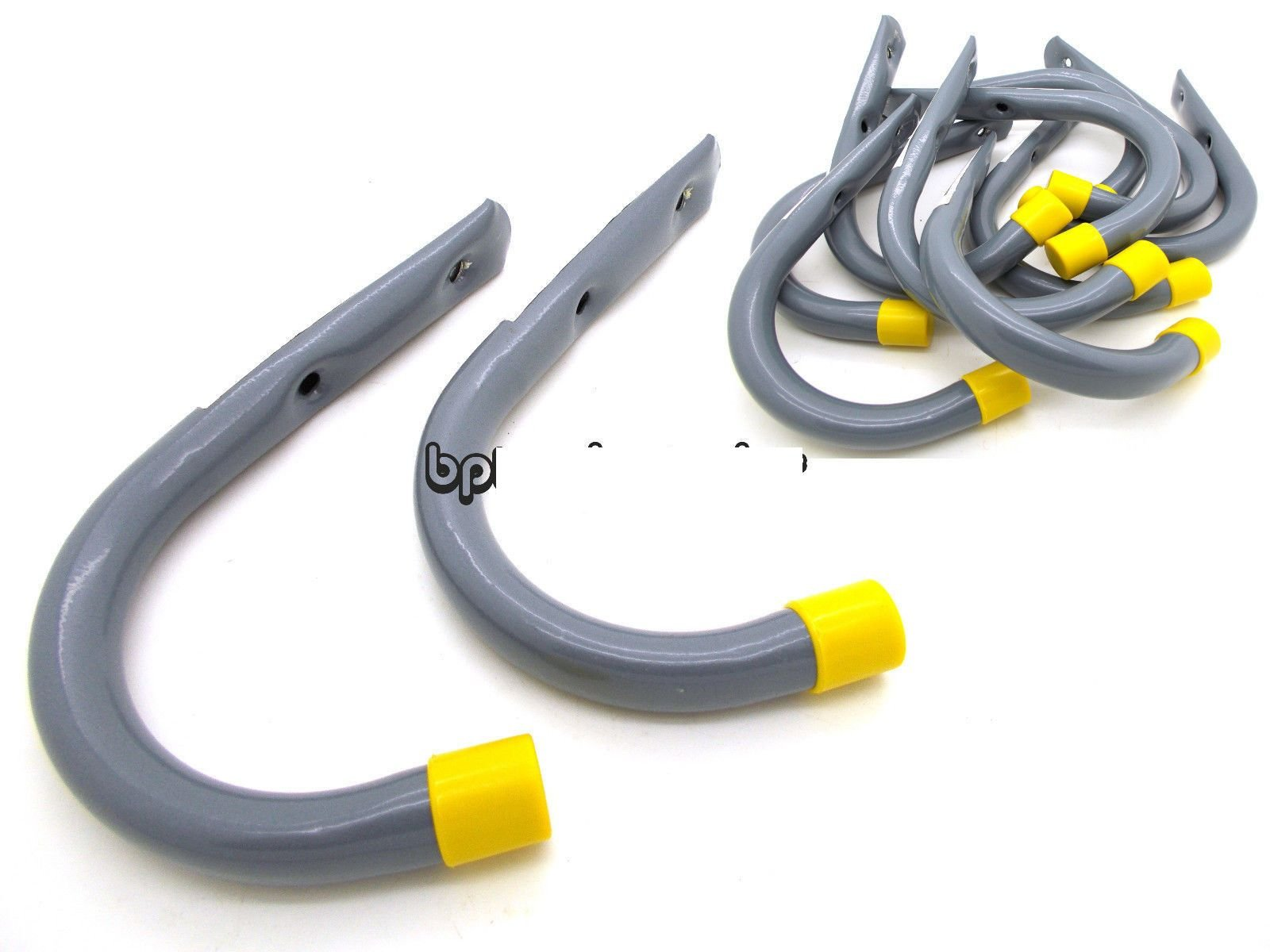 TOP Satisfied 20x PACK 6'' GIANT Storage Handy Hanger Hooks Garage Home/Shop Bicycles Hoses